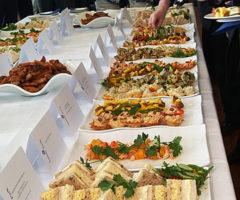 Bubble – Craft service- buffet – large