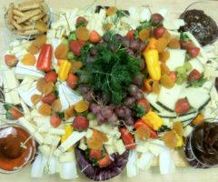 craft 3 – cheese platter