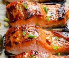 salmon tray