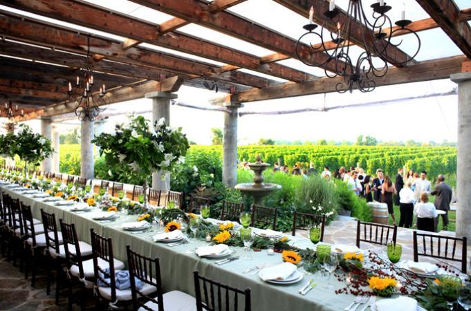 Hamptons nyc catering venues hamptons catering event brooklyn botanical garden junglespirit Gallery