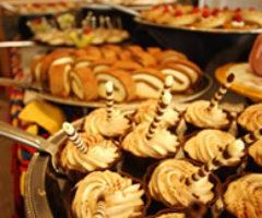 website – dessert buffet